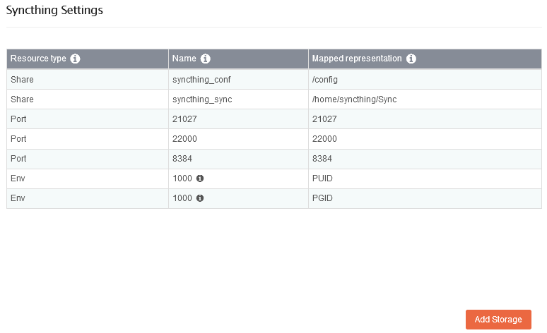 Rock-ons (Docker Plugins) — Rockstor documentation