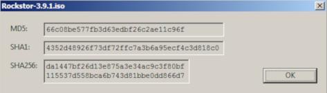 Rockstor USB install disk using Rufus — Rockstor documentation